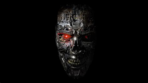 robot film wallpaper terminator genisys robot wallpapers hd wallpapers id