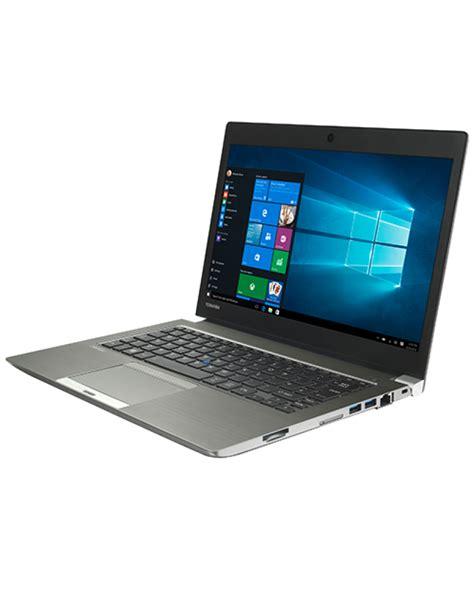 refurbished toshiba port 233 g 233 z30 widescreen i5 refurbished laptop windows 10 warranty