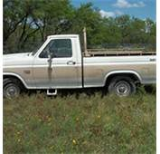 1985 FORD XL LARIAT EXPLORER F150 WITH 26000 ONE OWNER