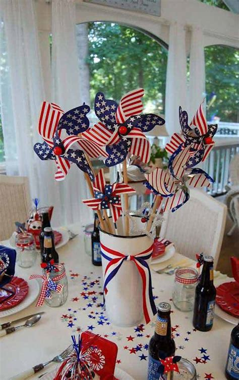 4th of july home decorations 45 decorations ideas bringing the 4th of july spirit into