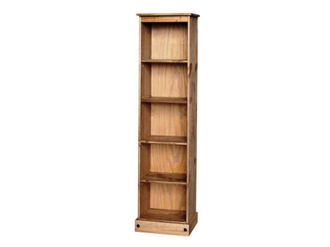 tall narrow oak bookcase tall oak bookcase best home design 2018