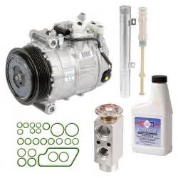 Compressor Mercedes C320 Mercedes C320 A C Compressor And Components Kit From