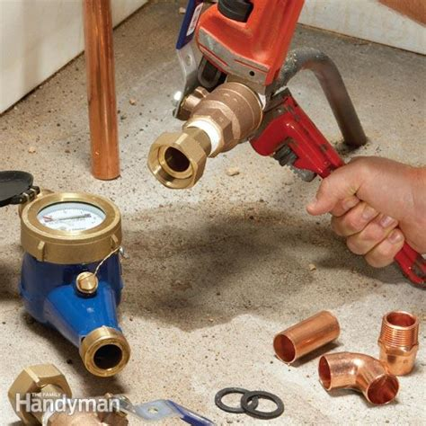 Cure All Plumbing by Water Pipe Replacement Cures For Low Water Pressure