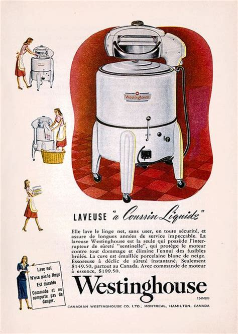 Laundry Hers Canada Washing Machine 1948 Laundry My Grandmothers And