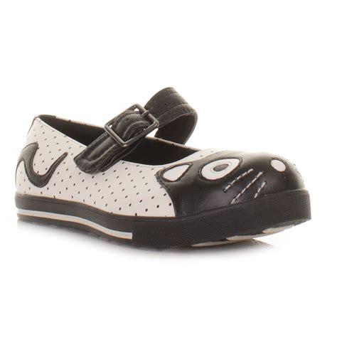 tuk shoes womens tuk shoes character black white