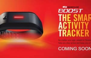 affordable bowflex boost fitness tracking band reaches fcc