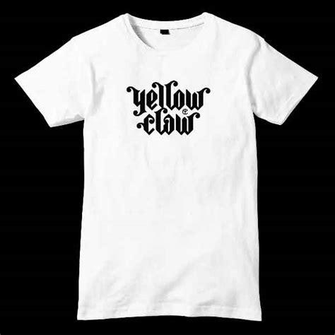 Tshirt Kaos Dj Yellow Claw Logo yellow claw t shirt ardamus dj t shirts merch