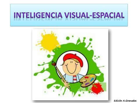 imagenes inteligencia visual espacial ppt inteligencia visual espacial powerpoint presentation