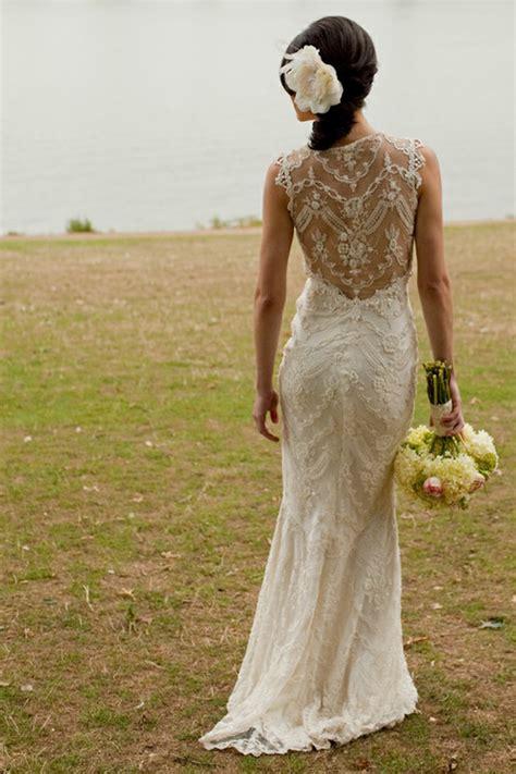 Wedding Dress Lace Back by Lace Back Wedding Dresses Part 1 The Magazine