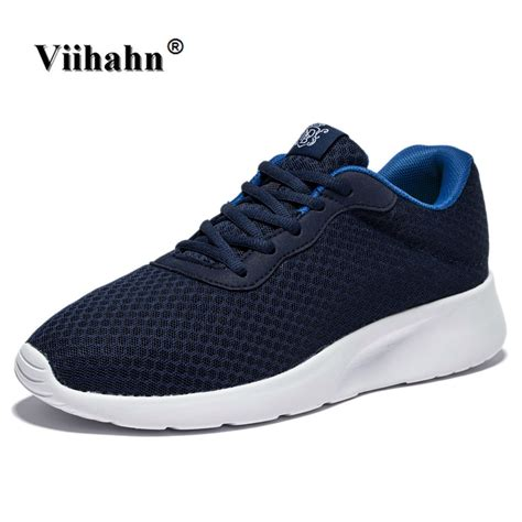 viihahn mens running shoes and summer breathable
