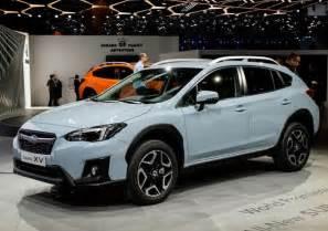 Subaru Cross Trek Xv Subaru Xv Crosstrek 2017 Redesign 2017 2018 Best Cars