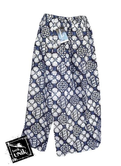 Celana Sarung Motif Coklat celana batik sarung panjang motif batik jogja klasik
