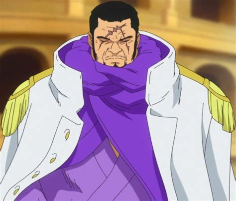 One Fujitora fujitora character comic vine