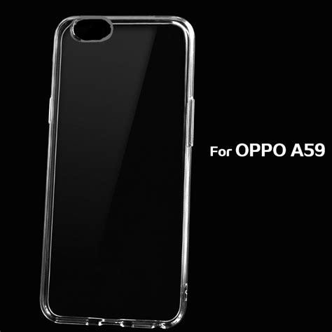 Oppo A59 Softcase Ultrathin ultra thin tpu for oppo a59 transparent jakartanotebook