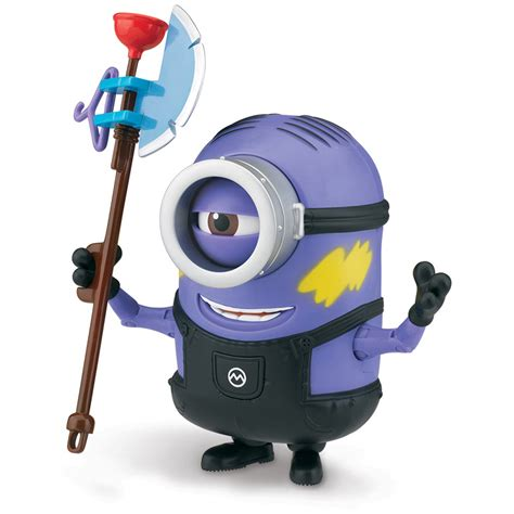 Figure Minion despicable me 2 minion fireman 2 quot figure 2 bull