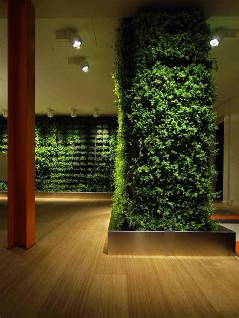 Interior Living Wall Plants Uma Bela Tela De Natureza Viva Para Colocar Na Sua Sala