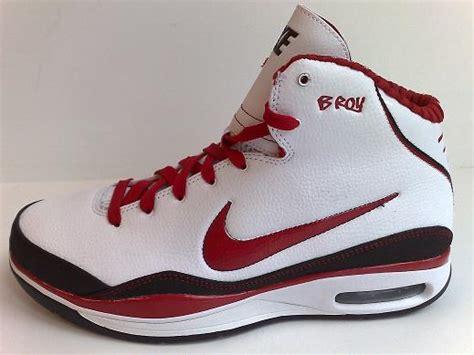 brandon basketball shoes nike blue chip brandon roy pe sneakernews