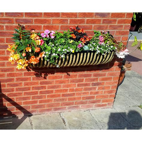 garden metal wall uk beeston window box on sale fast delivery greenfingers