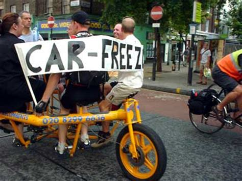 Design A Room Free critical mass london car free zone banner 2002