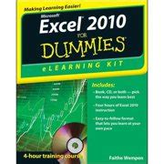 Word 2010 All In One For Dummies excel 2010 all in one for dummies walmart
