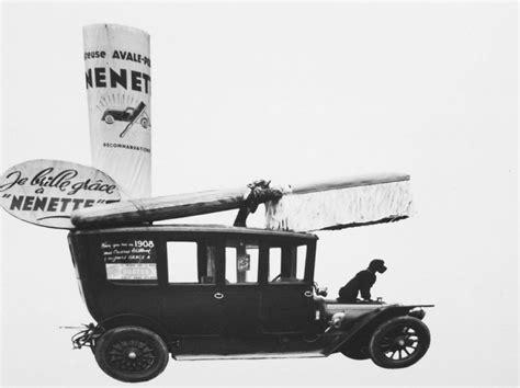 l histoire de la n 233 nette en images voiture publicitaire