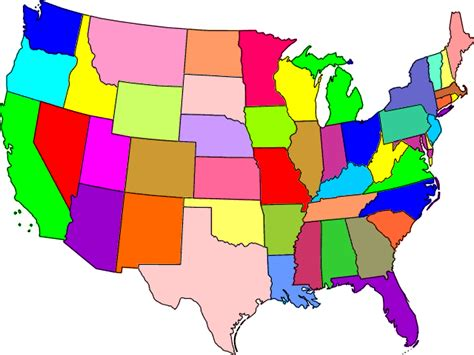 map of america without state names really tough quiz state capitals the last refuge