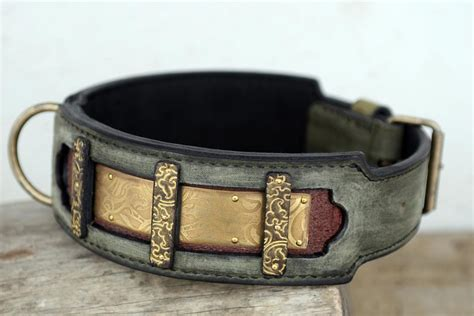 Collars Handmade - tara mastiff collar harakhan kennel