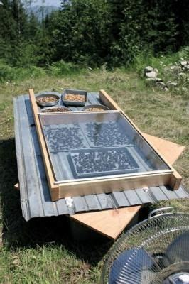 quick and easy solar dehydrator | self sufficiency