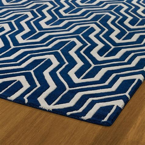 Geometric Kitchen Rug 89 Best Images About Feel N The Blues On Wool Tufted Rugs And Ceramic Table Ls