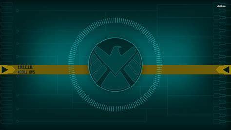 S.H.I.E.L.D. Logo Wallpaper