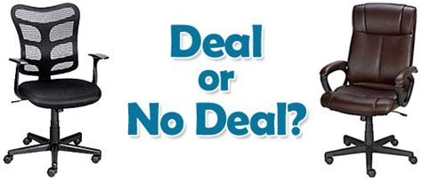 deal or no deal the office chair dilemma budgets are