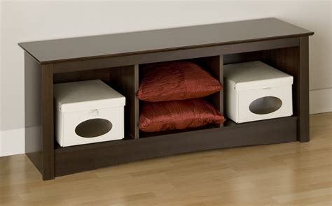 storage bench with shelf bedroom 18 storage bench bedroom accent furniture ideas