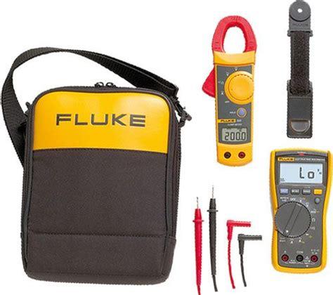 Fluke 117 323 Electricians Multimeter Combo Kit fluke 117 322 electrician s combo kit sat箟n al