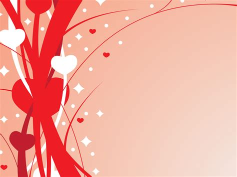 love templates for powerpoint 2010 free download red love hearts powerpoint templates love red free