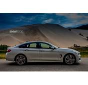 Rendered Bmw 4 Series Gran Coupe  2017 2018 Best Cars