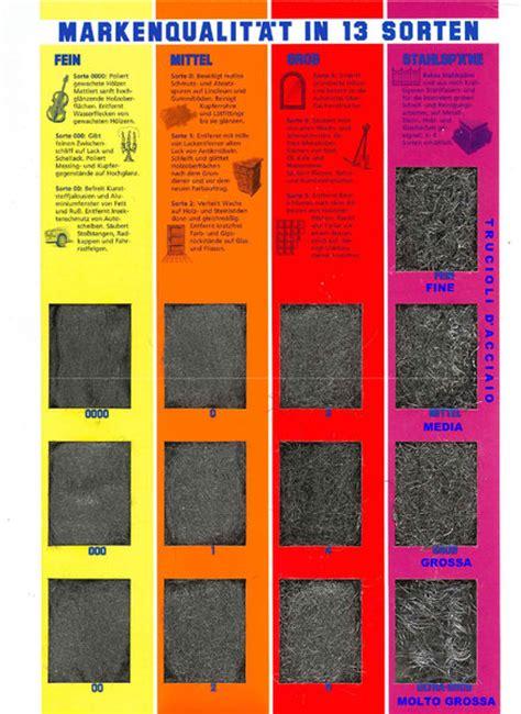 Metall Polieren Stahlwolle by Stahlwolle Rakso Grad 0000 Fein Verkauf