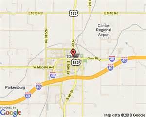 Comfort Inn Oklahoma City Ok Clinton Oklahoma