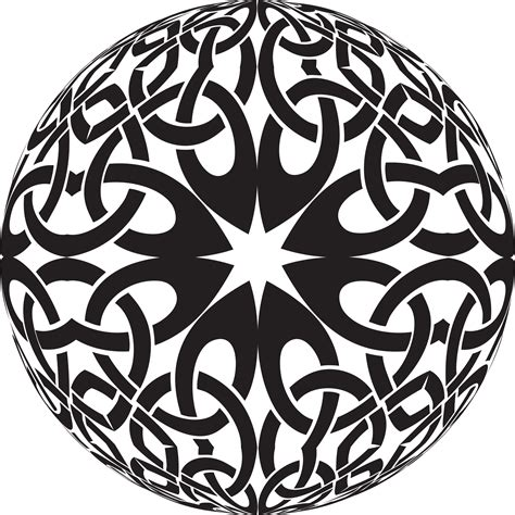 celtic pattern png clipart celtic knot sphere