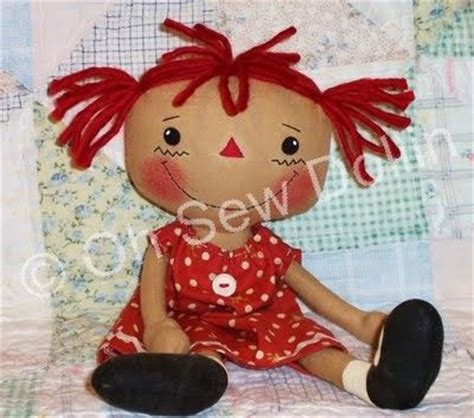 rag doll hair 17 best images about primitive doll tutorials rag doll