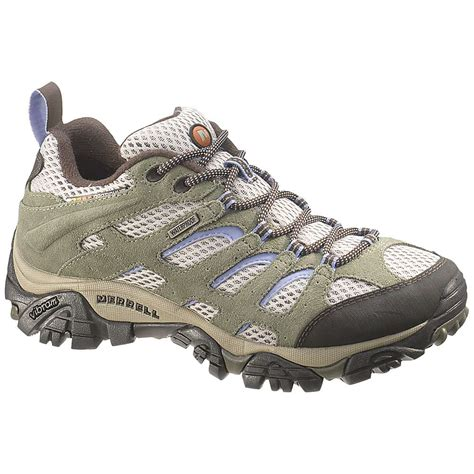 merrell s moab waterproof shoe at moosejaw