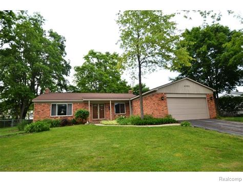homes in white lake mi oakland county lakefront home for