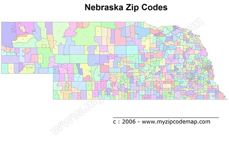 area code lincoln ne nebraska zip code maps free nebraska zip code maps