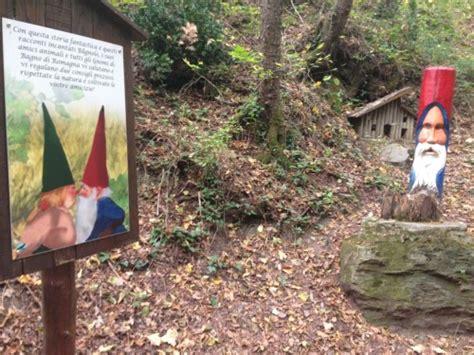 sentiero degli gnomi bagno di romagna perch 233 visitare il quot sentiero degli gnomi quot eli noe 11