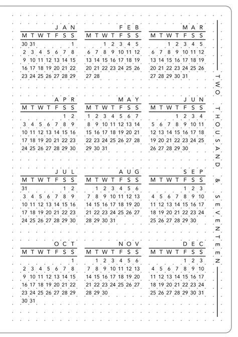 12 week year templates 100 12 week year templates 28 academic calendars 9