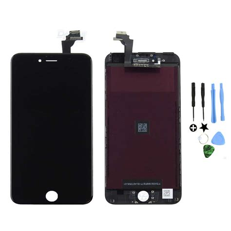 Lcd Screen Iphone 6 oem original black touch digitizer lcd screen assembly for