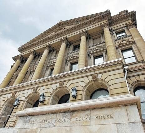 Luzerne County Property Records Luzerne County Nonprofit Granted Real Estate Tax Exemption