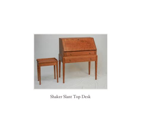 Handmade Shaker Furniture - shaker furniture makers handmade shaker furniture new