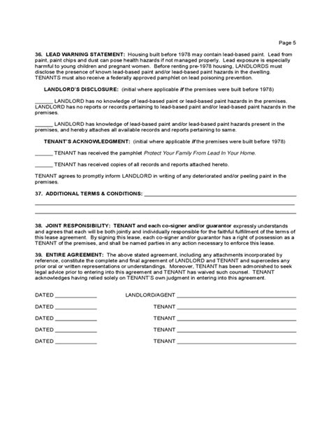 Utah Month To Month Rental Agreement Free Download Rental Agreement Template Utah