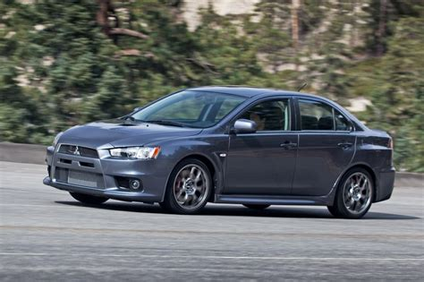 used mitsubishi evo used 2014 mitsubishi lancer evolution for sale pricing