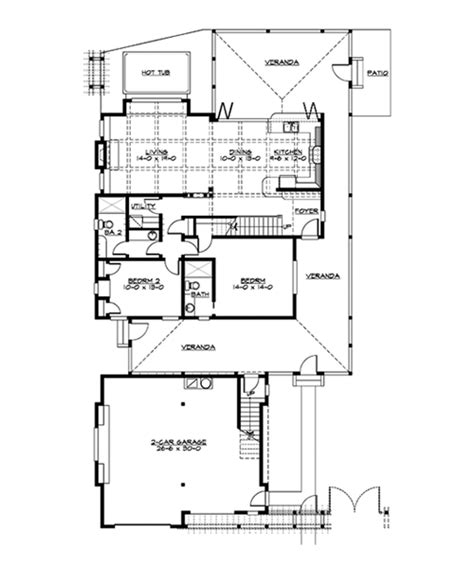 Home Design America S Best House Plans House Plans For Narrow Lots On Waterfront